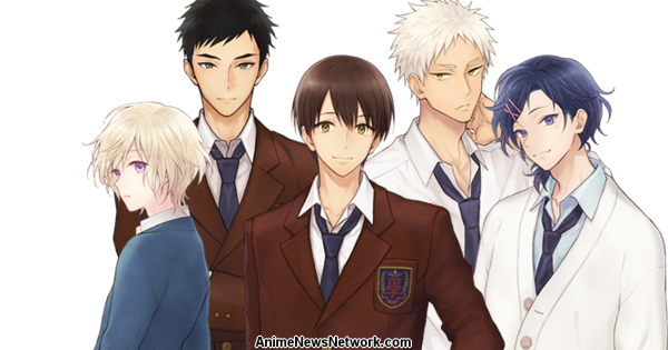 2nd Promo Video for Sanrio Boys Smartphone Dating App Streamed