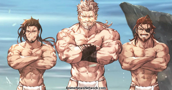 One punch man muscle growth