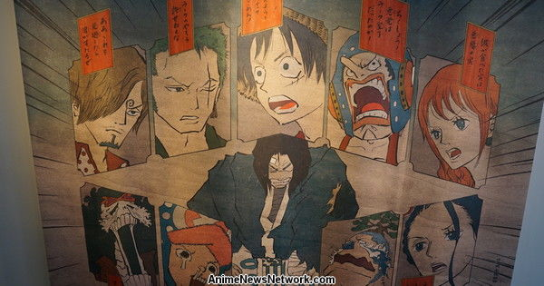 Event Report One Piece X Kyoto City Collaboration