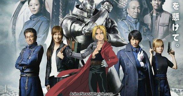 Live-Action Fullmetal Alchemist's Poster is Missing a Certain... Fullmetal Alchemist
