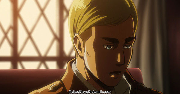 Erwin Tops 3rd Attack on Titan Character Popularity Poll - Interest - Anime News Network