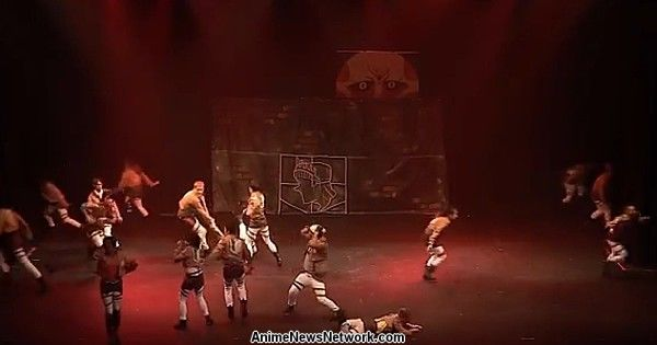 Dance Troupe Performs Incredible Attack on Titan Routine