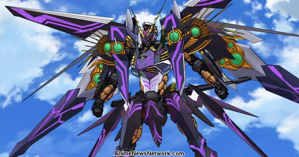 cross ange gundam seed mecha join get robot spirit figures