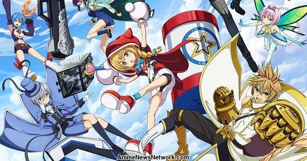 Han Gyaku Sei Million Arthur Anime Listed With 23 Episodes Plus Unaired Episode