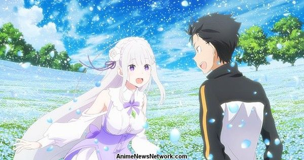 Re:Zero Anime Gets 2nd OVA Episode About Emilia, Pack's 1st Meeting