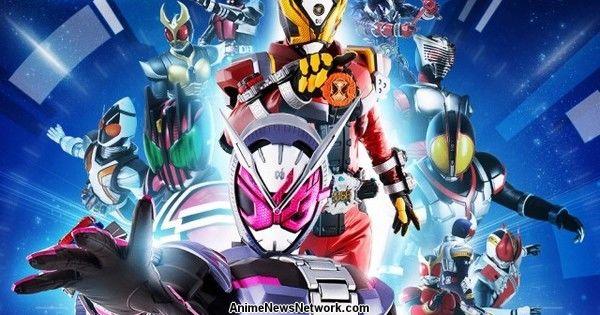 Toei Reveals Kamen Rider Zi-O Series Premiering in September - News