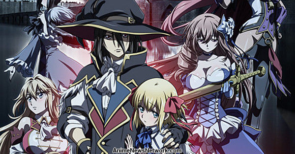 Ulysses Anime Listed With 12 Episodes