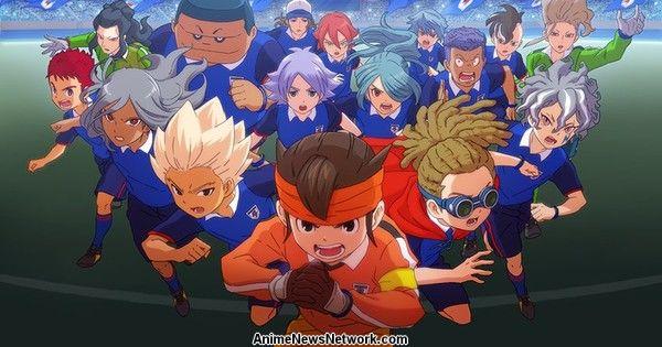 New Inazuma Eleven Orion No Kokuin TV Anime Revealed For October