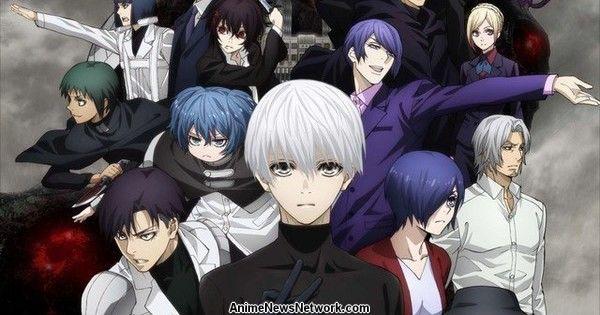 Serien Stream Tokyo Ghoul Re