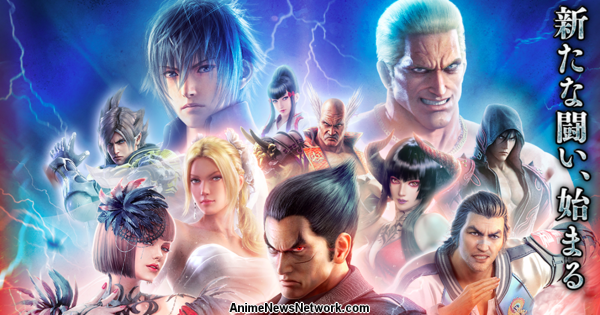 Tekken 7: Fated Retribution Arcade Game Gets Update in