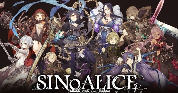 SINoALICE, Another Eden Smartphone Games Slated for Release in the West