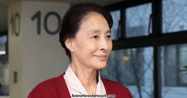 Actress Kyoko Enami Passes Away