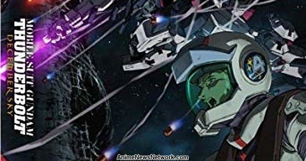 Gundam Thunderbolt December Sky and Collected Blu-ray Higurashi Released Monday