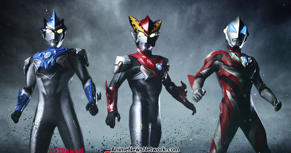 Ultraman R/B Live-Action Series Gets Film on March 8 - News - Anime