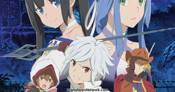 'Is It Wrong to Try to Pick Up Girls in a Dungeon?' Anime's 2nd Season Premieres This Summer