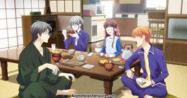 New Fruits Basket Anime's English Dub Brings Back John Burgmeier as Shigure
