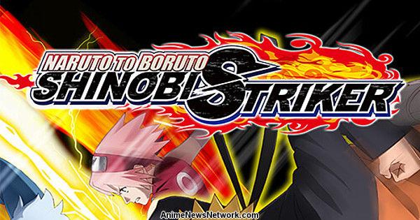 Naruto to Boruto: Shinobi Striker Game's 10th DLC Character