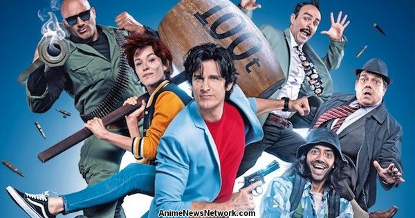 French Live-Action City Hunter Film Nicky Larson Opens at #3