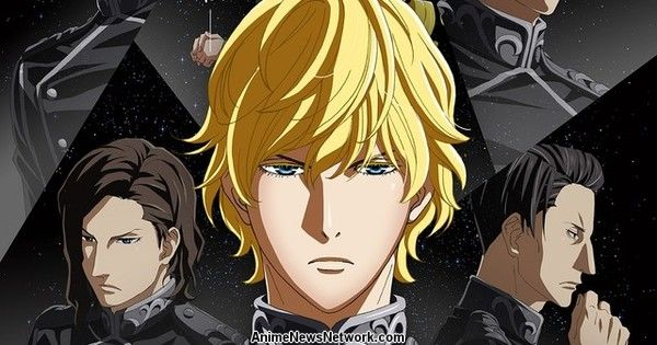 Legend of the Galactic Heroes: Die Neue These Anime's 2nd 'Season' Films' Video Reveals 15 New Cast Members