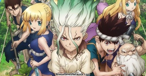Dr. Stone Anime Reveals 6 More Cast Members