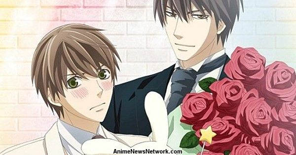 The World's Greatest First Love Boys-Love Manga Gets New Anime