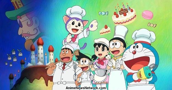 Gen Hoshino's Song for 2018 Doraemon Film Is TV Anime's New Opening Song