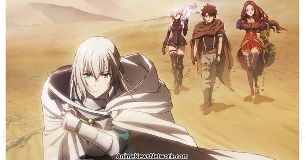 1st Fate/Grand Order Anime Film's Teaser Previews Mamoru Miyano's Role, Reveals More Staff