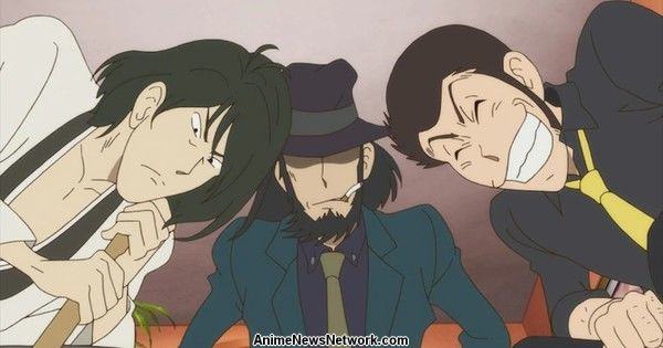 Lupin III Gets New TV Anime Special on November 29