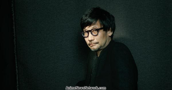Game Designer Hideo Kojima to Receive BAFTA Fellowship