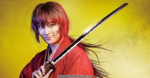 Rurouni Kenshin Manga's Kyoto Arc Gets Stage Musical This Fall Starring Teppei Koike