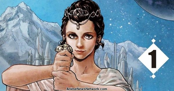 Yen Press Licenses 'Star Wars Leia, Princess of Alderaan,' Star Wars Rebels Manga