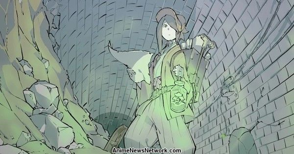 Kurayukaba Anime Project Reveals Art, Story for Novella by Durarara!!'s Ryohgo Narita
