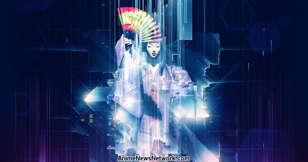 Ghost in the Shell Manga Gets VR Noh Stage Play in August
