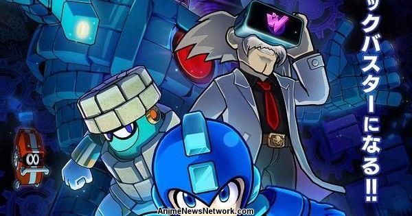animenewsnetwork.com - Mega Man Franchise Gets VR Experience in Japanese Arcade
