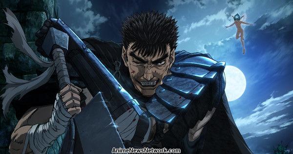 Berserk TV Anime's New Key Visual Revealed