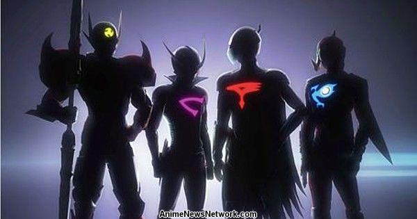 Tatsunoko's Infini-T Force Anime Reveals 1st Cast Member, Main Staff