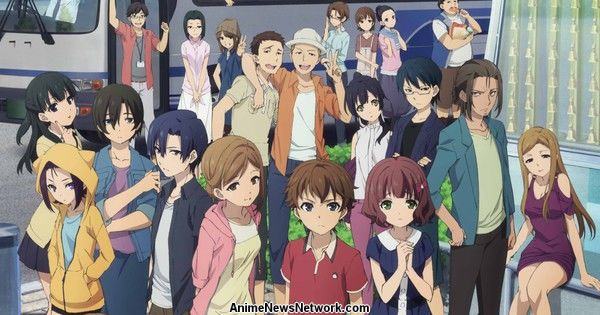 Mayoiga/The Lost Village Original Anime Streams Promo, Adds 20 New