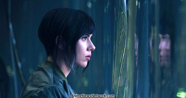 Live-Action Ghost in the Shell Film Posts 1st Photo of Scarlett Johansson as the Major