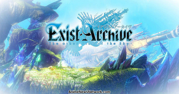 Aksys Games to Release tri-Ace's Exist Archive PS4/PS Vita RPG in N. America