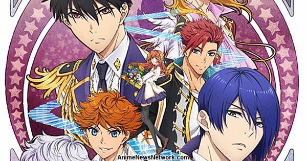 Magic-kyun Renaissance Anime Premieres in October