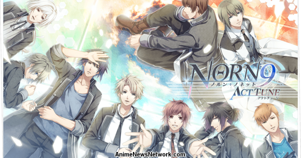 Norn9 Act Tune PS Vita Game's Opening Movie Features Theme Song