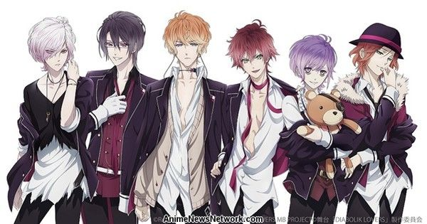 Diabolik Lovers Stage Play Returns With New, Returning Cast