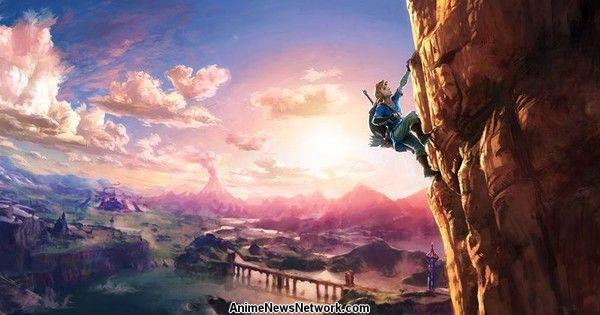 The Legend of Zelda 2017 Game's New Artwork Image Revealed