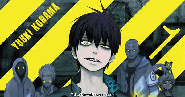 Blood lad vampire comedy manga ends in september news anime news