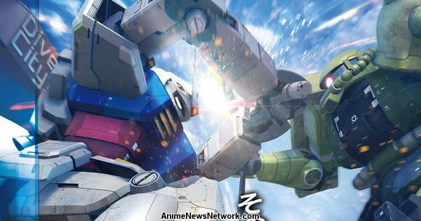 Diver City Tokyo Hosts Gundam VR Experience Starting on August 26