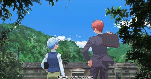 Assassination Classroom Anime Film's 2nd Teaser Video Streamed