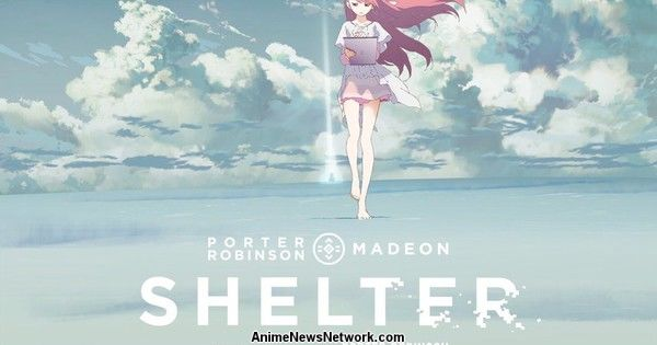 Music Producer Porter Robinson Teases Shelter Animation Project With A 1 Pictures