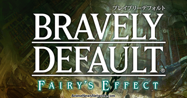 Bravely Default Fairy's Effect Smartphone Game Announced