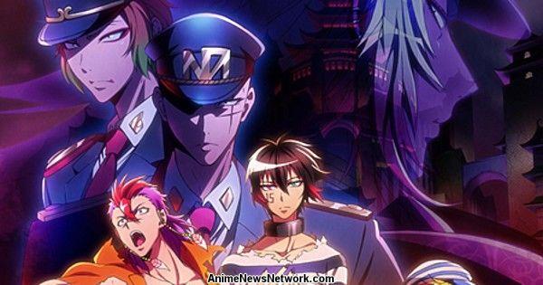 Nanbaka Anime Gets 2nd Season via Digital Services in January