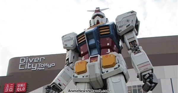 Former Bandai Employees Arrested for Fraud Related to Odaiba's Life-Size Gundam Statue
